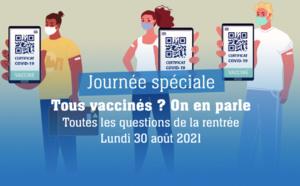 France Bleu en Journée spéciale, ce 30 août