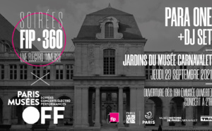 FIP investit les jardins du Musée Carnavalet