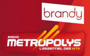 Brandy fait évoluer l'habillage de Metropolys
