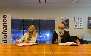 Radio France et la SPPF signent un nouvel accord