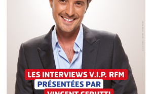 Vincent Cerutti sur RFM
