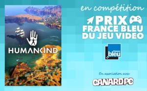 "France Bleu lance le ""Prix France Bleu du jeu vidéo"""