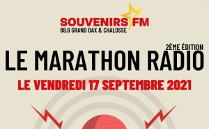 Souvenirs FM organise son Marathon Radio