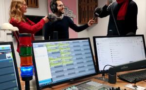Le MAG 135 - Euradio parle de l'Europe, avec des outils de diffusion européens