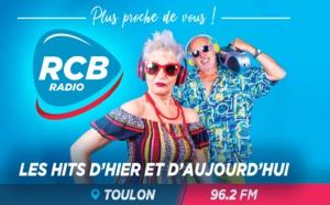 Toulon : audience en hausse pour RCB Radio