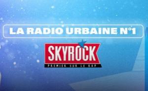 Cet été, Skyrock a gagné 405 000 auditeurs en un an
