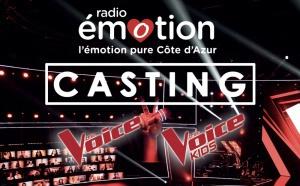 Radio Émotion a organisé un casting The Voice
