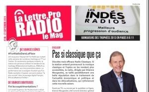 """""""La Lettre Pro de la Radio"""" : découvrez le n° 46"""
