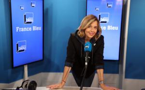 Wendy Bouchard : toujours en bleu !