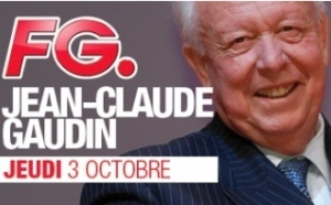 "Jean-Claude Gaudin dans ""L'Happy Hour"""