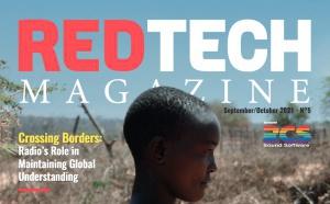 Téléchargez le nouveau numéro de RedTech