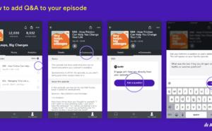 Spotify : nouvelles fonctionnalités pour les podcasts