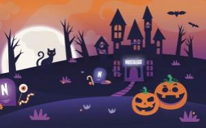 Nostalgie présente son premier parcours d'Halloween