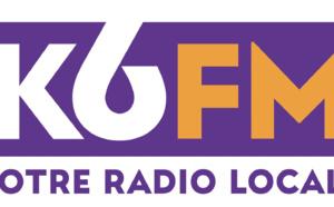 K6FM et Radio K6 arrivent en DAB+
