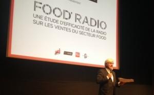 La radio donne de l'appétit