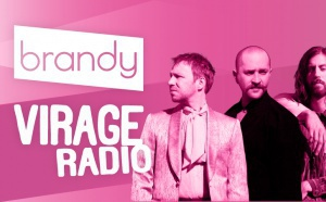 Brandy Jingles produit l'habillage de Virage Radio