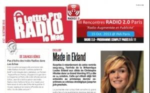 """""""La Lettre Pro de la Radio"""" : découvrez le n° 47"""