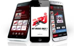 NRJ : première marque sur mobiles