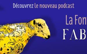 RCF met La Fontaine dans un podcast