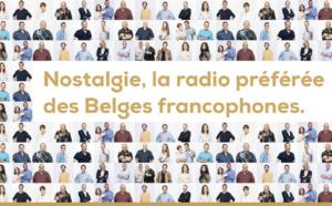 Belgique : Nostalgie confirme son leadership