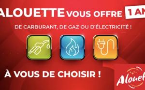 Alouette offre un an de facture énergétique