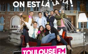 """Toulouse FM : """"On est là"""", de l'affiche à la chanson"""
