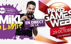 Fun Radio en direct de la Paris Games Week