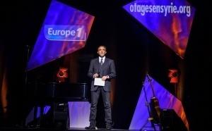 En images : le concert pour les otages
