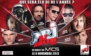Le palmarès des NRJ DJ Awards