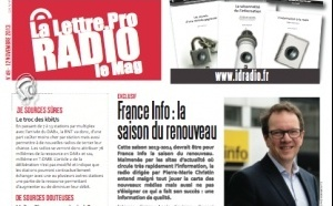 Voici votre magazine n°49 de la Lettre Pro de la Radio et des Médias