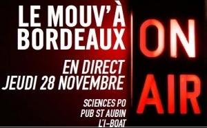 Le Mouv' s'installe à Bordeaux