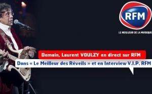 Laurent Voulzy invité de RFM