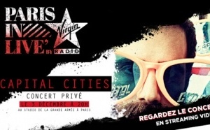 Paris in Live by Virgin Radio