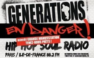 """La Hip Hop Soul Radio """"Générations"""" est-elle en danger ?"""