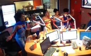 L'audience de la radio dans Les Antilles