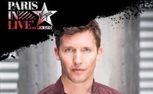 """Virgin Radio : James Blunt au """"Paris In Live"""""""