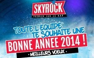 Skyrock : un gain de  211 000 auditeurs