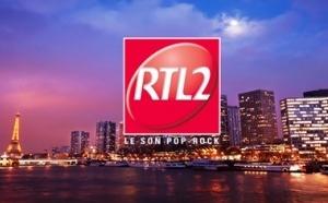 RTL2 performe en Ile-de-France