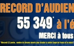 Record d'audience digitale pour Gold FM