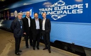 Le train des municipales lancé sur les rails