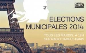 Campus Paris couvre les Municipales 2014