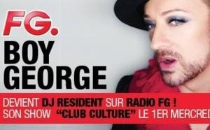 Boy George devient DJ sur FG