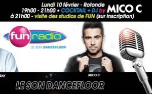 Soirée Dancefloor au Salon de la Radio