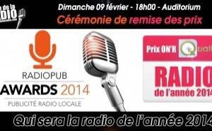 RadioPub Awards : clôture repoussée à midi