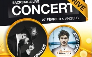 Nouveau Backstage Live pour Hit West