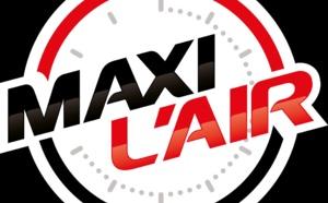 Maxi L'air fête son dixième anniversaire au Salon de la Radio