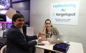 Un Prix ON'R pour Radionomy for Broadcasters