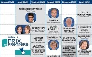 La Première à la Foire du Livre de Bruxelles