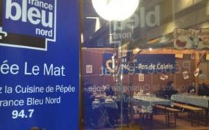 France Bleu Nord passe au Salon