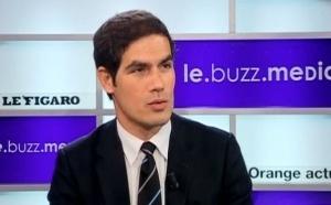 Mathieu Gallet nommé Président de Radio France